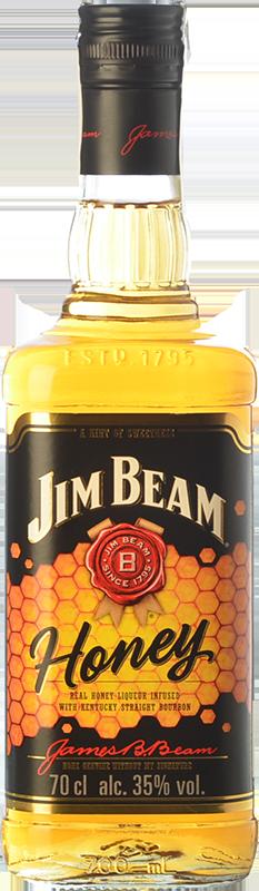 jim beam honey bourbon kentucky