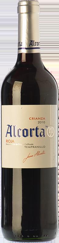 Alcorta crianza 2013 comprar vino tinto crianza rioja bodegas campo viejo - Bodegas alcorta ...