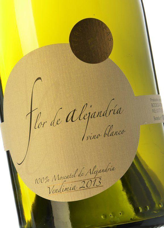 Flor de alejandr a 2016 comprar vino blanco con crianza - Bodegas de vino en valencia ...