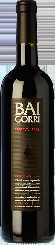 Baigorri Reserva 2011