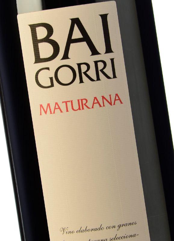 Baigorri Maturana 2015 Rotwein Crianza kaufen Rioja