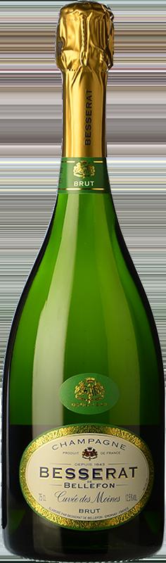 Besserat de Bellefon Cuvée des Moines Brut 2016