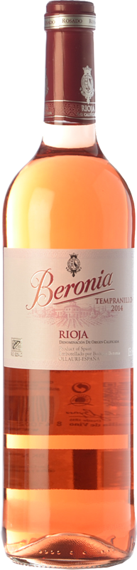 Beronia Rosado 2017