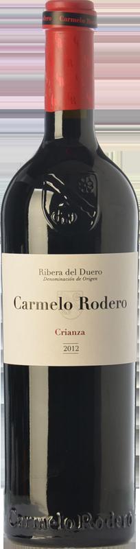 Carmelo Rodero Crianza 2016