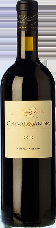 Cheval des Andes 2015