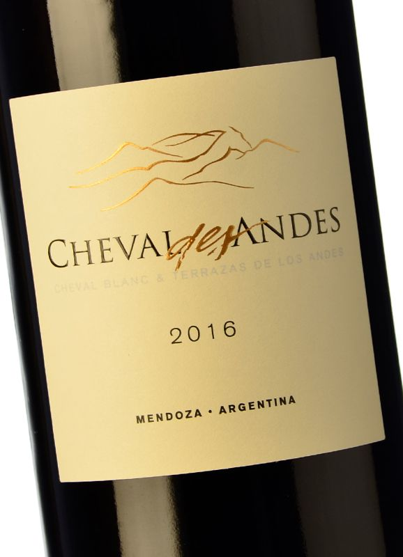 Cheval Des Andes 2016 Buy Red Crianza Wine Mendoza