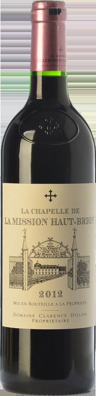 La Chapelle de La Mission Haut-Brion 2018