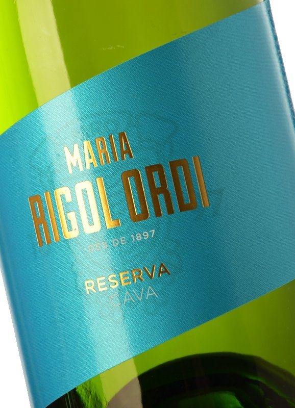 Maria Rigol Ordi Reserva 2013 - Buy Sparkling Reserva Wine - Cava