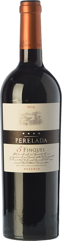 Perelada 5 Fincas Reserva 2015