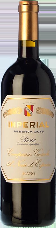 Cune Imperial Reserva 2015