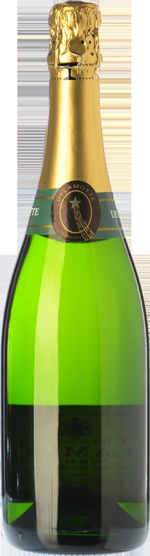 Delamotte brut blanc de blancs acheter du vin mousseux for Champagne delamotte prix