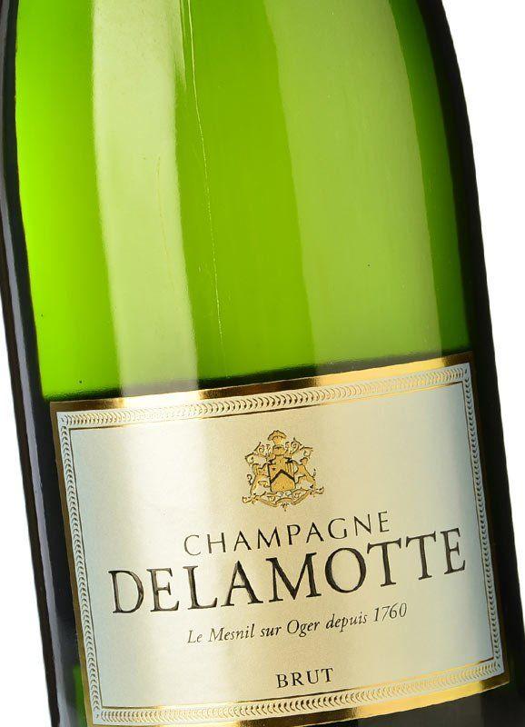 Delamotte brut acheter du vin mousseux reserva for Champagne lamotte prix