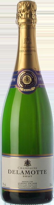 Delamotte brut 6l schaumwein reserva kaufen for Champagne delamotte