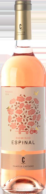 Dominio de Espinal Rosado 2017