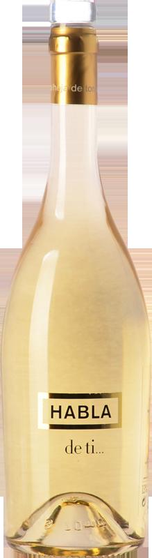 Habla de ti 2015 comprar vino blanco sin crianza sin for Habla de ti blanco precio