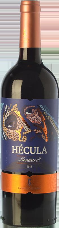 H cula monastrell 2015 buy red young crianza wine - Fabricas sofas en yecla ...