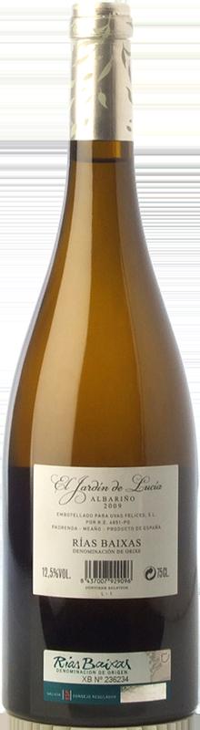 El jard n de luc a 2012 3l buy white young wine r as for Grand jardin wine