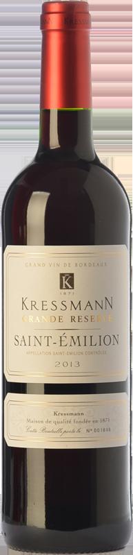 Kressmann Saint-Émilion Grande Réserve 2014