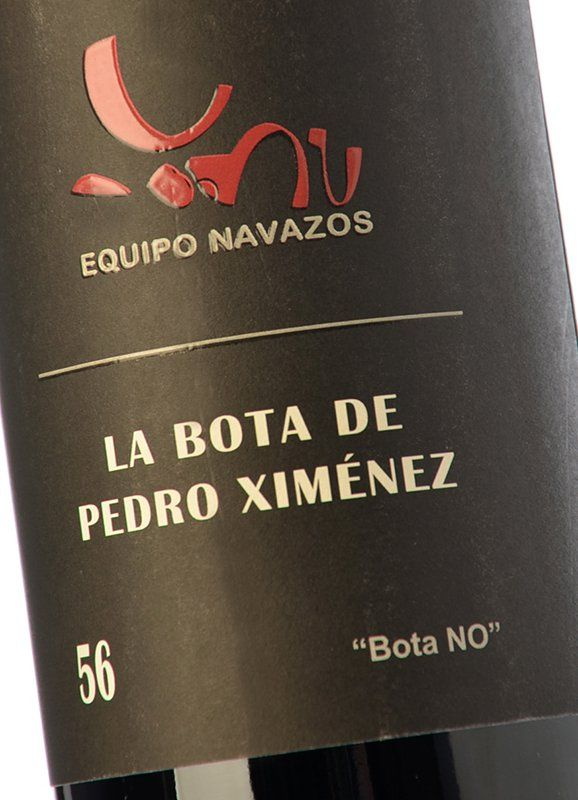 La bota de pedro xim nez 56 bota no 37 5 cl comprar vino dulce jerez manzanilla equipo - Vino de pedro ximenez para cocinar ...