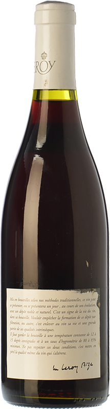 Leroy bourgogne rouge 2009 acheter du vin rouge reserva for Acheter maison bourgogne