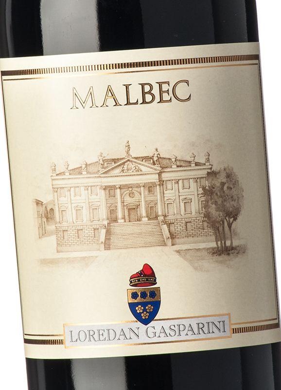 Loredan Gasparini Malbec 2017 Buy Red Wine Colli