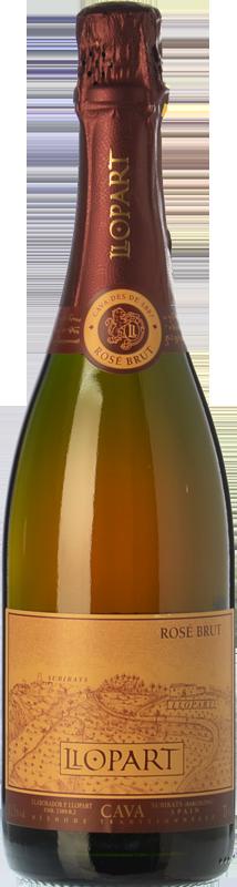 Llopart Rosé Brut 2016