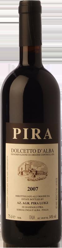 Luigi Pira Dolcetto D'Alba 2008