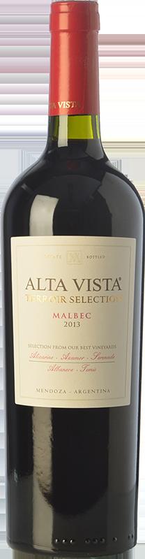 Alta Vista Terroir Selection Malbec 2015