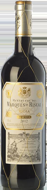 Marqu s de riscal reserva 2013 acheter du vin rouge for Marques de riscal rioja