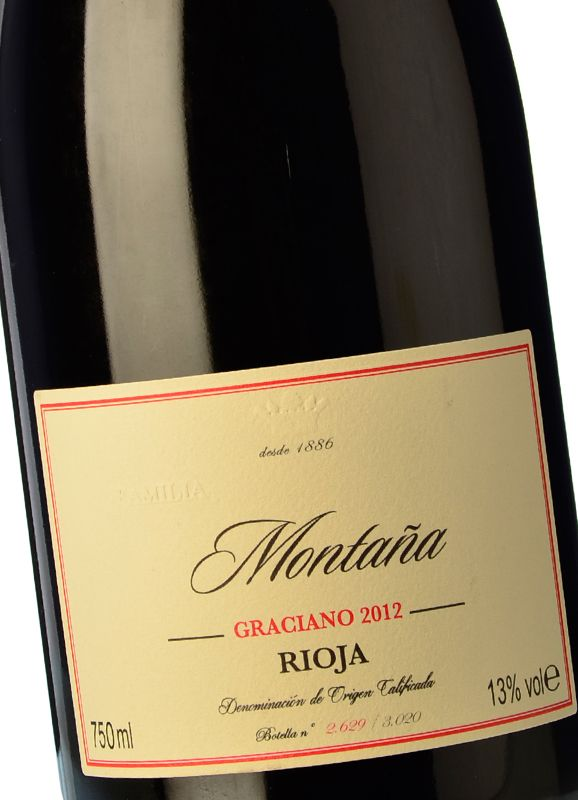 Marqués de Tomares Montaña Graciano 2012 - Comprar vino