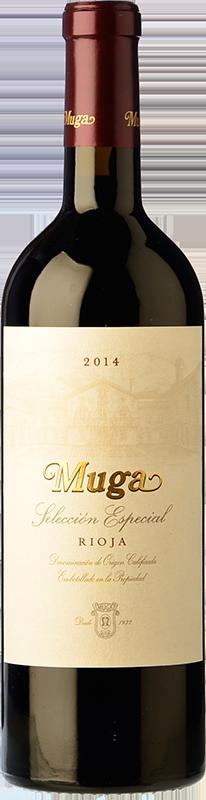 Muga Reserva Selección Especial 2014