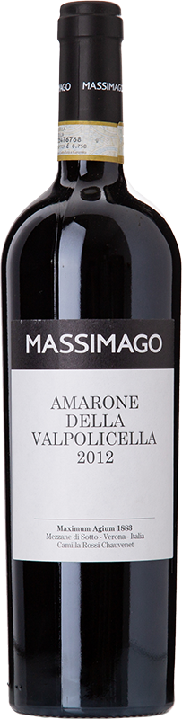 Massimago Amarone della Valpolicella 2012