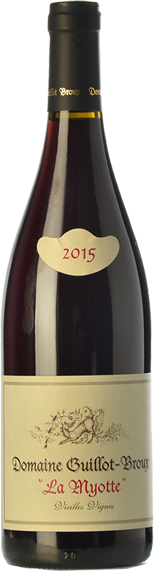 Guillot-Broux Bourgogne La Myotte Vieilles V. 2015