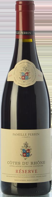 Perrin Côtes du Rhone Reserve Rouge 2017