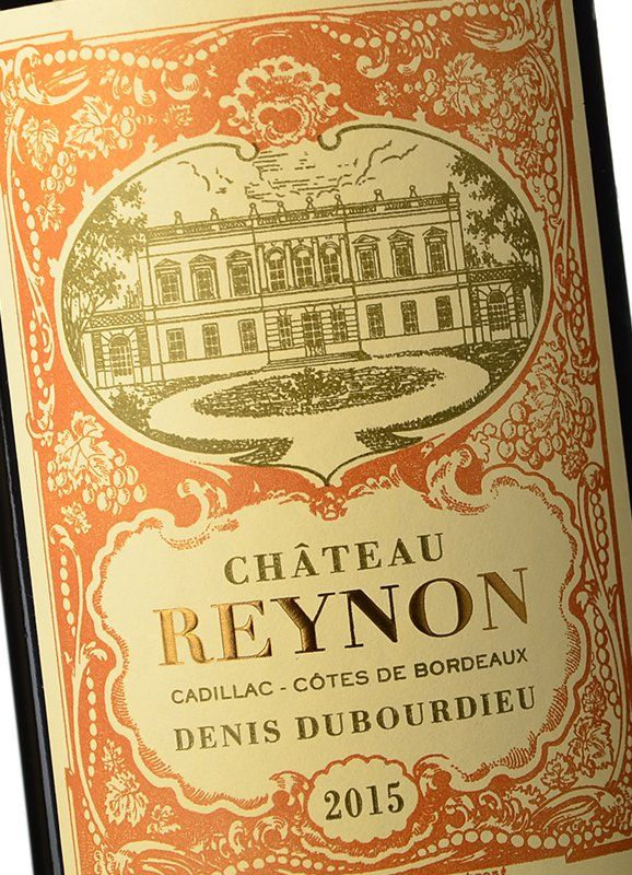 Ch teau reynon 2015 buy red crianza wine cadillac for Chateau reynon