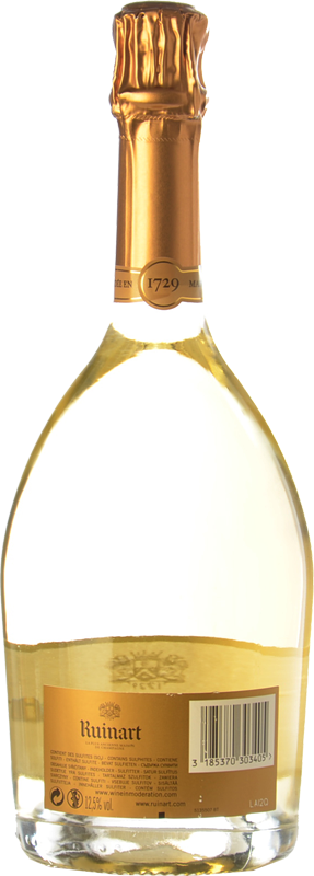 Ruinart blanc de blancs acheter du vin mousseux - Prix champagne ruinart blanc de blanc ...