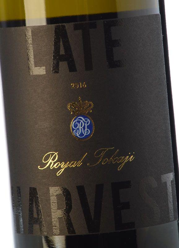 Royal Tokaji Late Harvest 2017 50cl Buy Sweet Wine