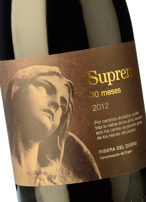 Suprema 30 Meses 2012