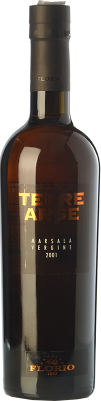 Florio Marsala Vergine Terre Arse 2002 (0.5 L)