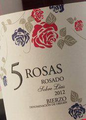 5 Rosas Mencía 2018