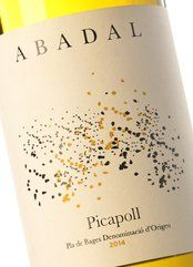Abadal Picapoll 2017