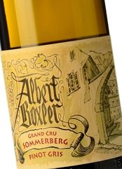 Albert Boxler Pinot Gris Grand Cru Sommerberg 2015