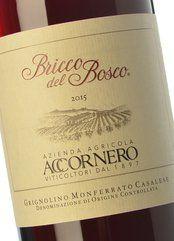 Accornero Grignolino Bricco del Bosco 2016