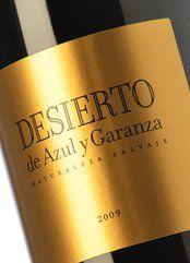 Desierto de Azul y Garanza 2009