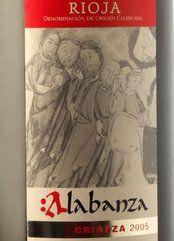 Alabanza Crianza 2005