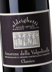 Aldrighetti Amarone Classico 2013