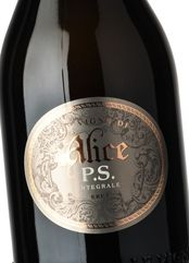 Le Vigne di Alice Prosecco Alice PS Integrale 2013