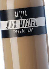 Crema de Licor Alitia
