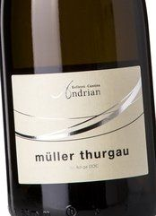 Andriano Muller Thurgau 2018