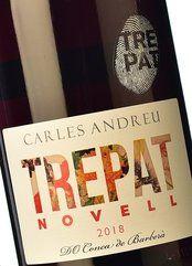 Carles Andreu Trepat Novell 2018